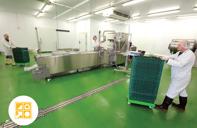 Flowfresh Renews HACCP International Certification Over a Decade After First Application