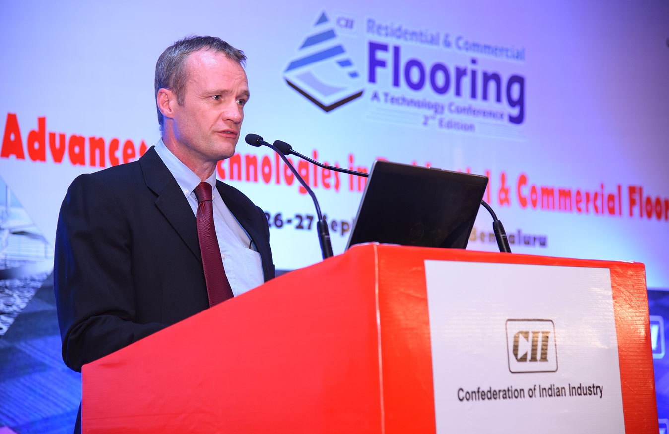 Second Successful Showing at the Annual CII Flooring Technology Conference
