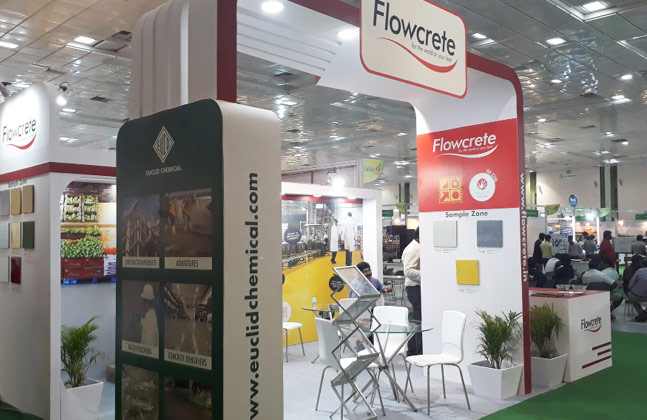 Flowcrete India Delivers Food Industry Flooring Facts at Foodpro 2017