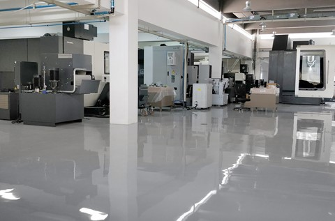 Anti-Static Flooring Solution is Out of This World