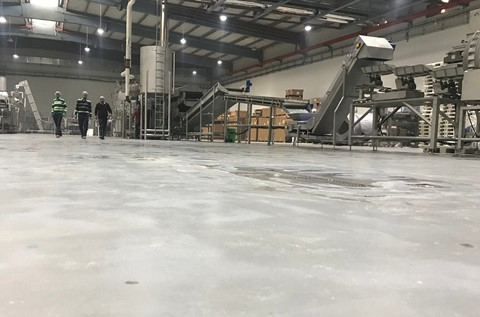 Flowcrete Suggests Fresh Flooring Finish for Haldiram's