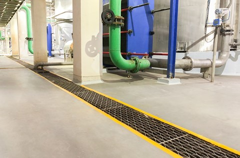 Khemani Upgrades Distillery with Flowfresh Flooring