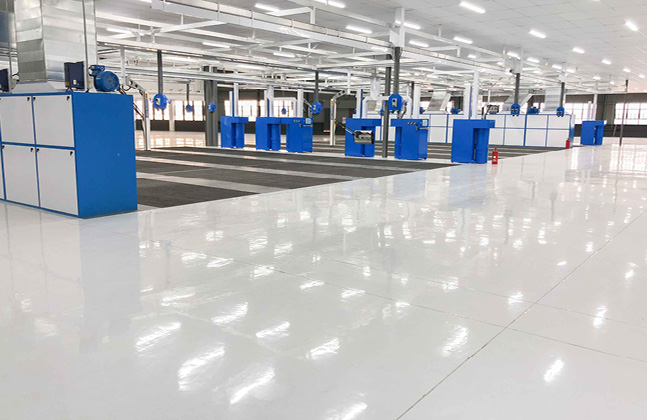 Flowcrete India offers a wide range of chemical resistant and antistatic solutions