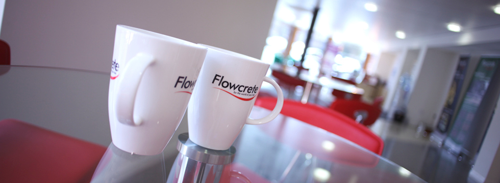 Welcome to Flowcrete India