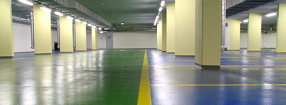Deckshield Car Park Coatings