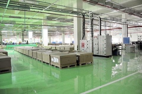 Flowcrete's Hardwearing Flooring is Fit for Hi-Lex
