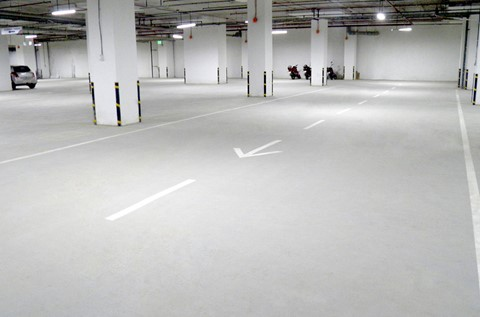 Flowcrete India Innovates for Top IT Park